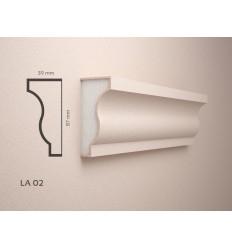 Ancadramente exterioare din polistiren expandat cu rasina - LA 02