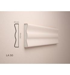 Profil Arhitecturale de Exterior cu Rasina LA50 LA50